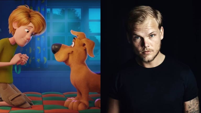 Scooby Doo, trailer Avicii Without You