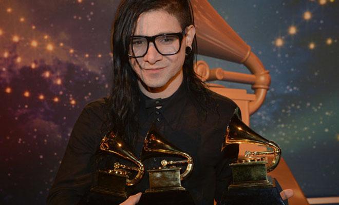 Skrillex Premios Grammy