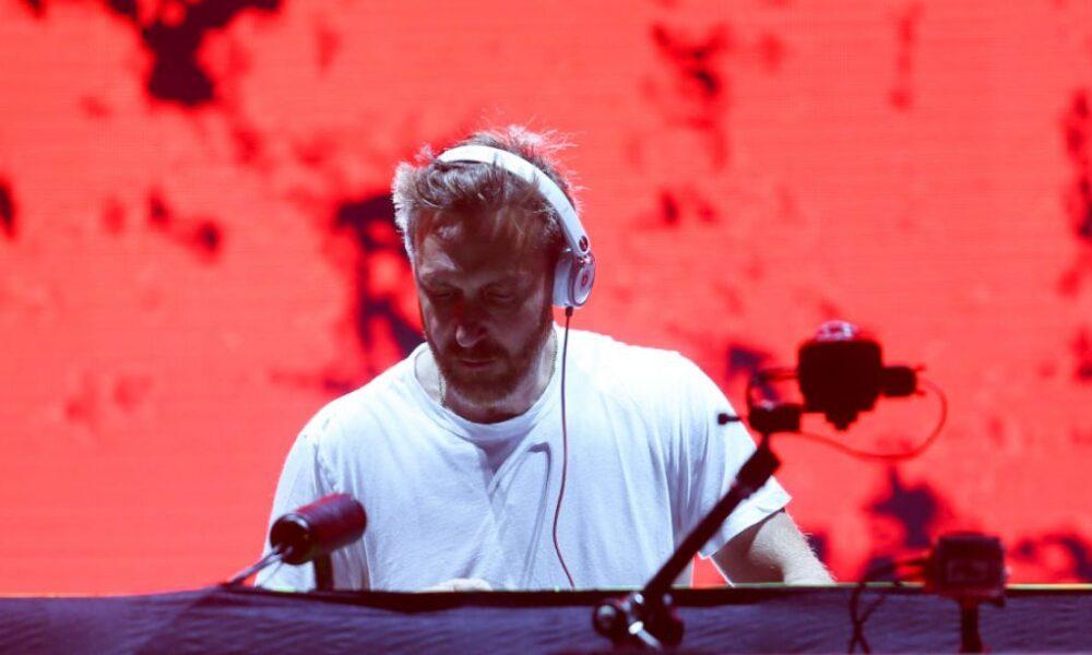 David Guetta Numero 1