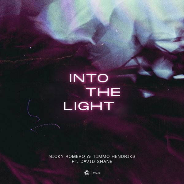 Nicky Romero & Timmo Hendriks Into the Light Cover