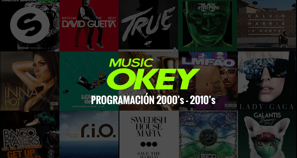 Music Okey 2000 - 2010 EDM Dance Electrop Pop